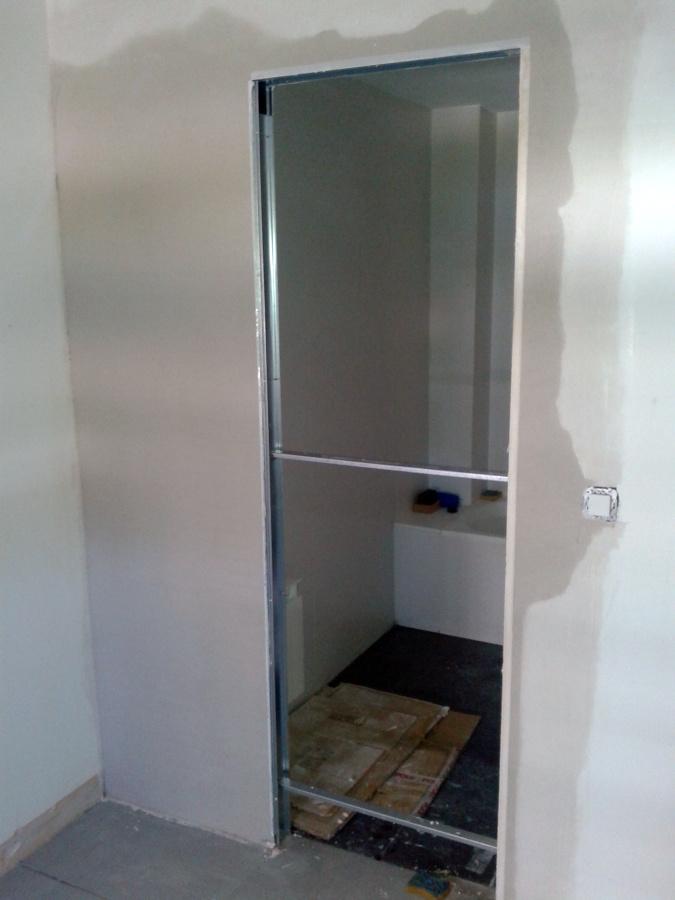 Foto puerta corredera de busti valper 253306 habitissimo - Puerta bano corredera ...