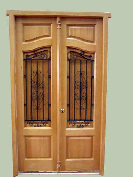Foto puerta de calle de gres babiloni 139712 habitissimo - Puertas de calle ...