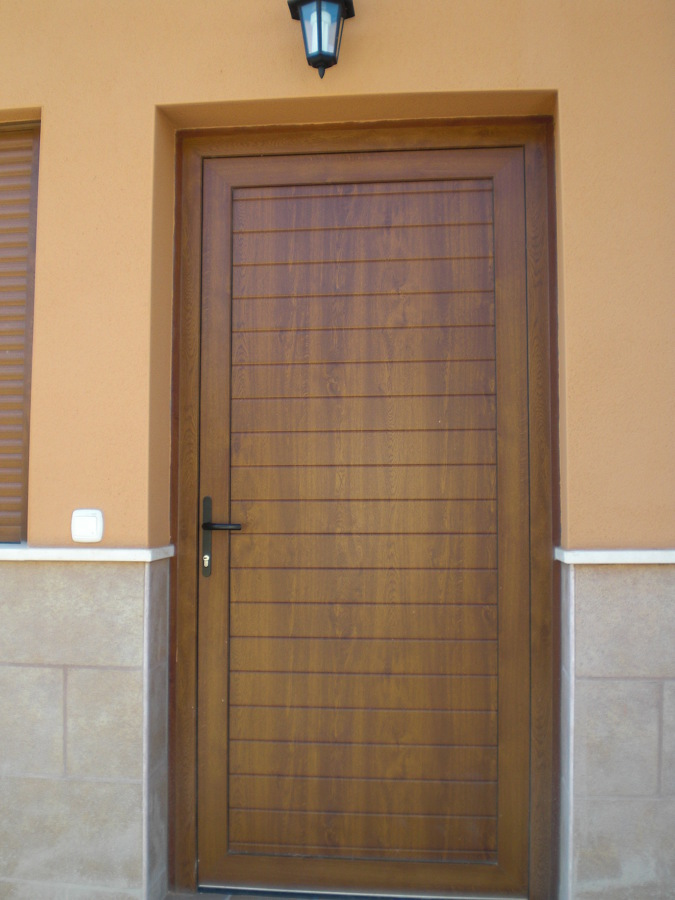 Foto puerta de calle de ventur s l 531616 habitissimo - Puertas de calle ...