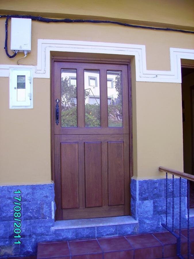 puerta de cuarteron