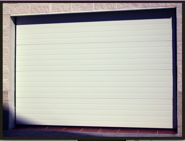 Foto puerta de garaje de puertas direct 435216 habitissimo - Puertas de garaje murcia ...