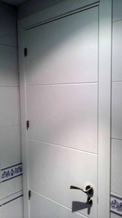 Puerta de paso Lacada Pico gorrión