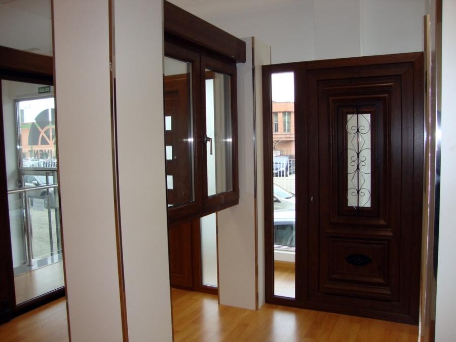 Puerta de seguridad diseño Rústica