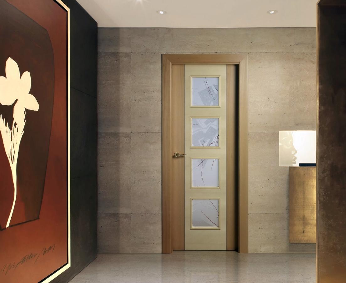 Foto puerta dise o de puertas tarimas armarios mj - Tarimas y puertas ...