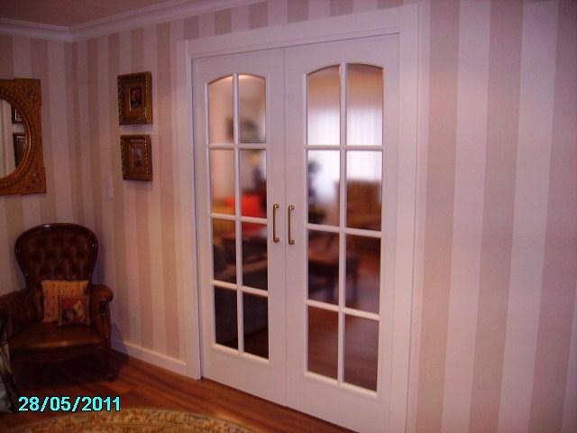 Foto puerta doble corredera de ryc 355083 habitissimo - Puerta corredera doble ...