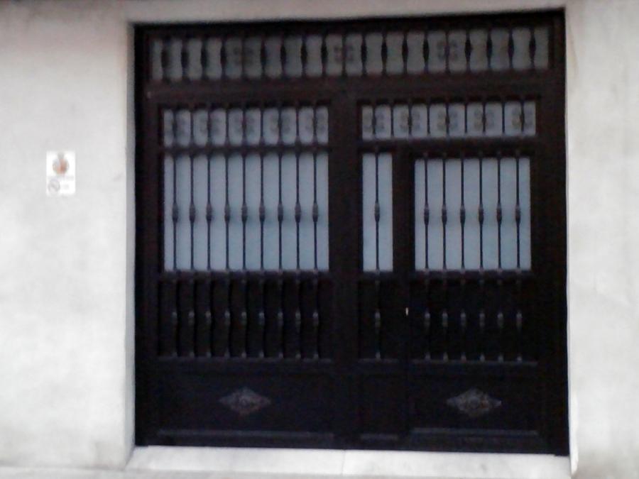 PUERTA ENTRADA JARAJE DE IERRO I FORJA