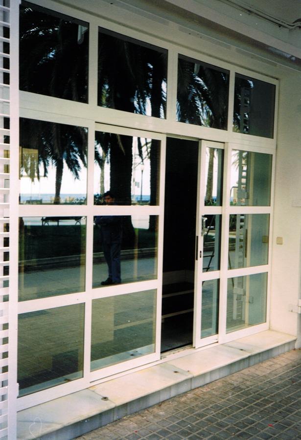 Foto puerta exterior de cerrajeria miguel navarro 226484 - Puertas exterior malaga ...