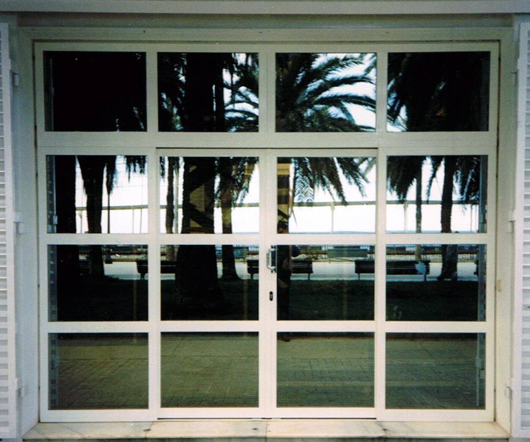 Foto puerta exterior de cerrajeria miguel navarro 226485 - Puertas exterior asturias ...