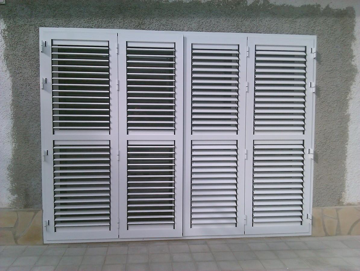 Foto puerta mallorquina de fco martinez 212501 habitissimo - Puertas mallorquinas ...