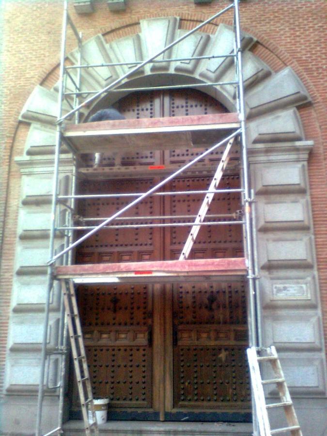 Puerta Palacio