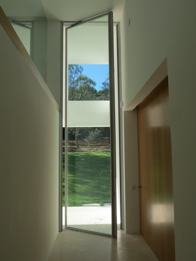 puerta pivotante PanoramaH