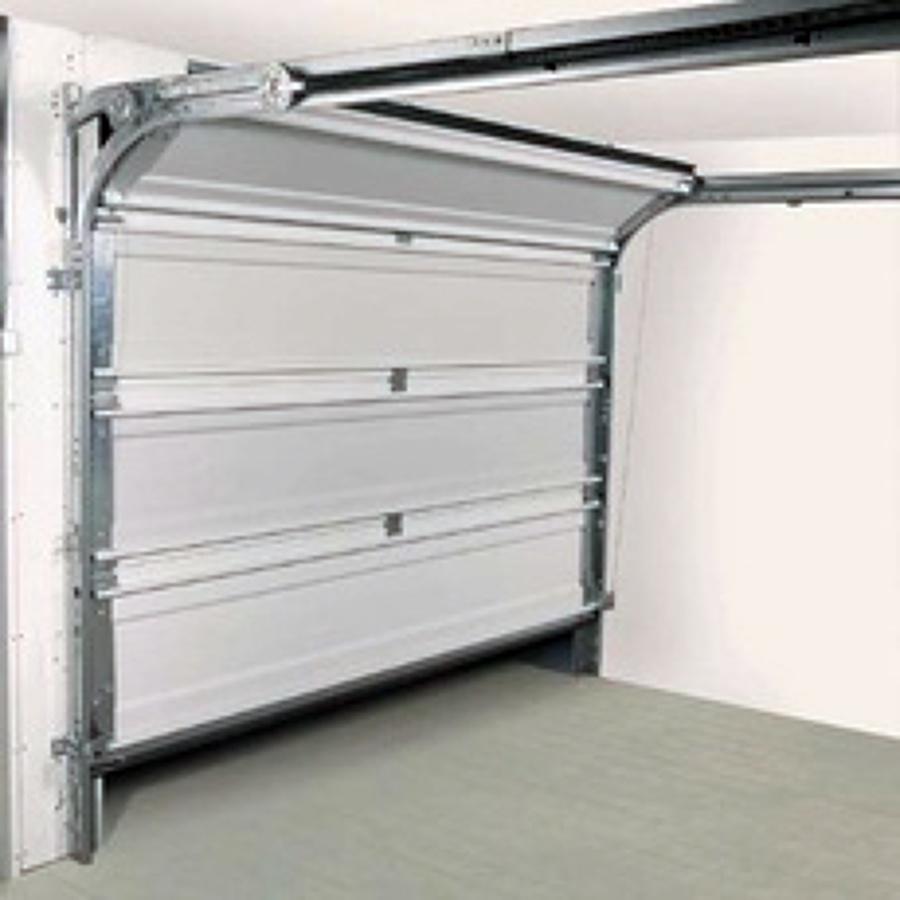 Foto puerta seccional de garaje de electrogate 448548 - Puertas de garaje murcia ...