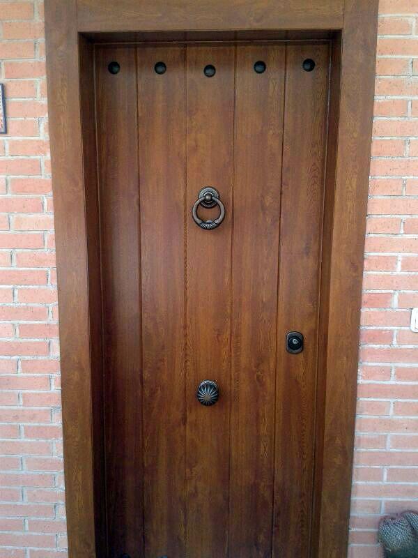 Foto puertas acorazadas a d l de puertas de seguridad - Puertas de entrada acorazadas ...