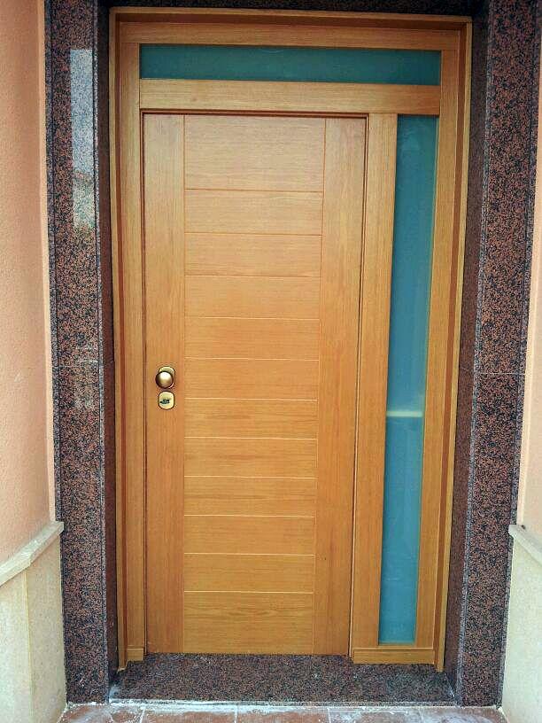 Foto puertas acorazadas a d l de puertas de seguridad - Puertas blindadas de exterior ...