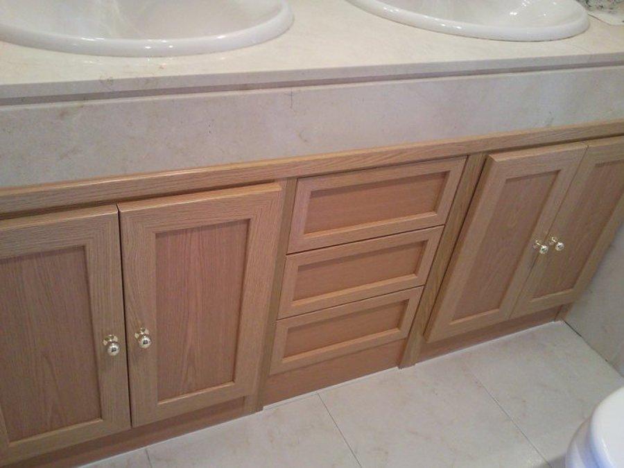 Foto puertas bajo lavabo de profil 532054 habitissimo for Bajo lavabo de obra