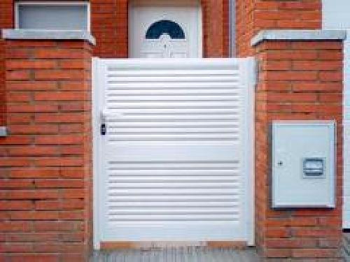 puertas de aluminio  varios modelos