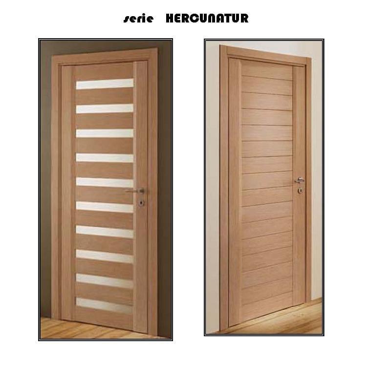 Foto puertas de dise o de puertas hercules s l 140208 - Puertas para exteriores de madera ...