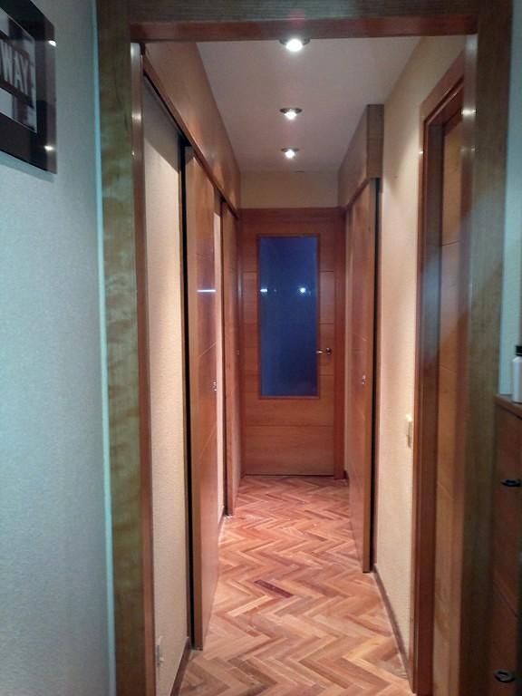 Foto puertas de paso cerezo de puertas y armario a medida - Puertas de paso ikea ...