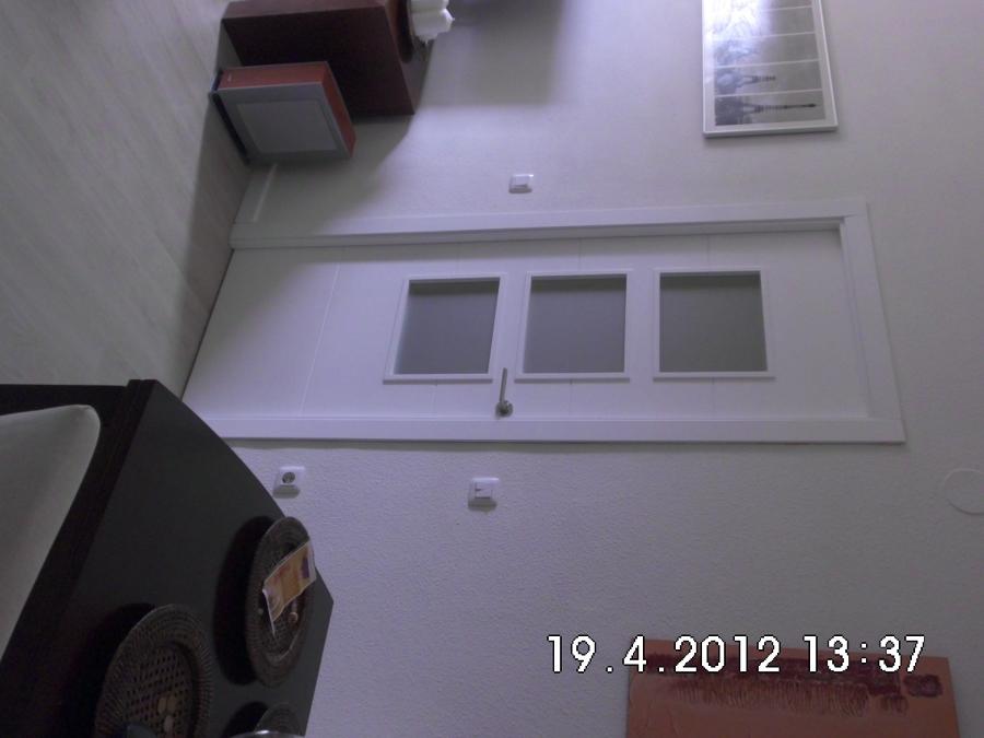 Foto puertas de paso lacado blanca de instalsur 367378 for Puertas de paso blancas
