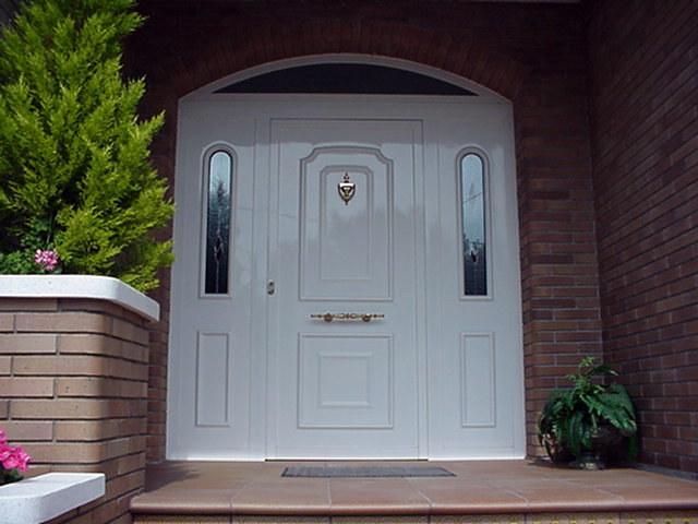 Foto puertas entrada de viviendas de ofix bcn 328516 for Puertas para vivienda