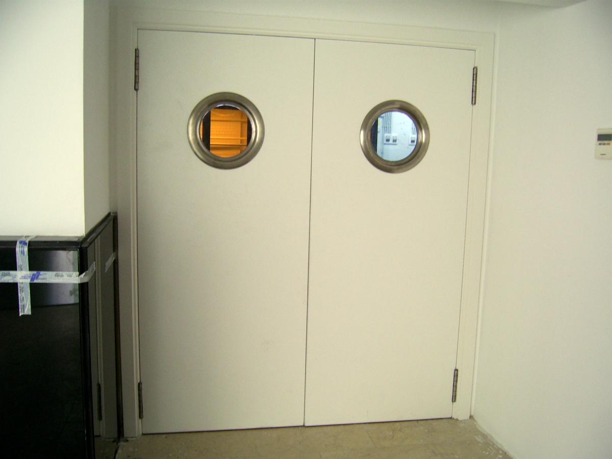 Foto puertas formica con ojo de buey de carpinter a perpi a 214955 habitissimo - Puertas ojo de buey precio ...