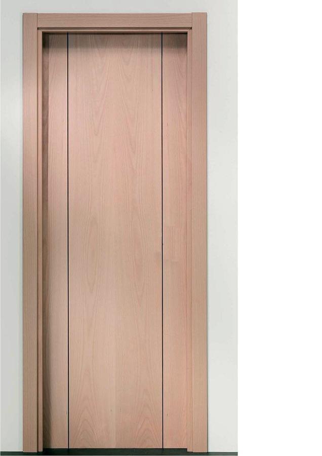 Foto puertas interiores lisas de puertas hercules s l for Puertas interior valencia