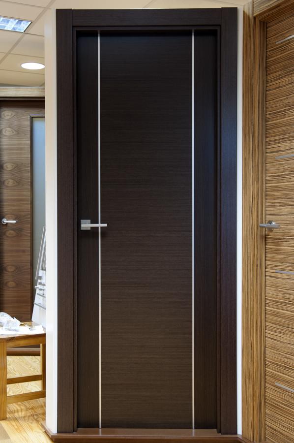 Foto puertas interiores de carpinter a jos rutia s l - Puertas de madera modernas para interiores ...