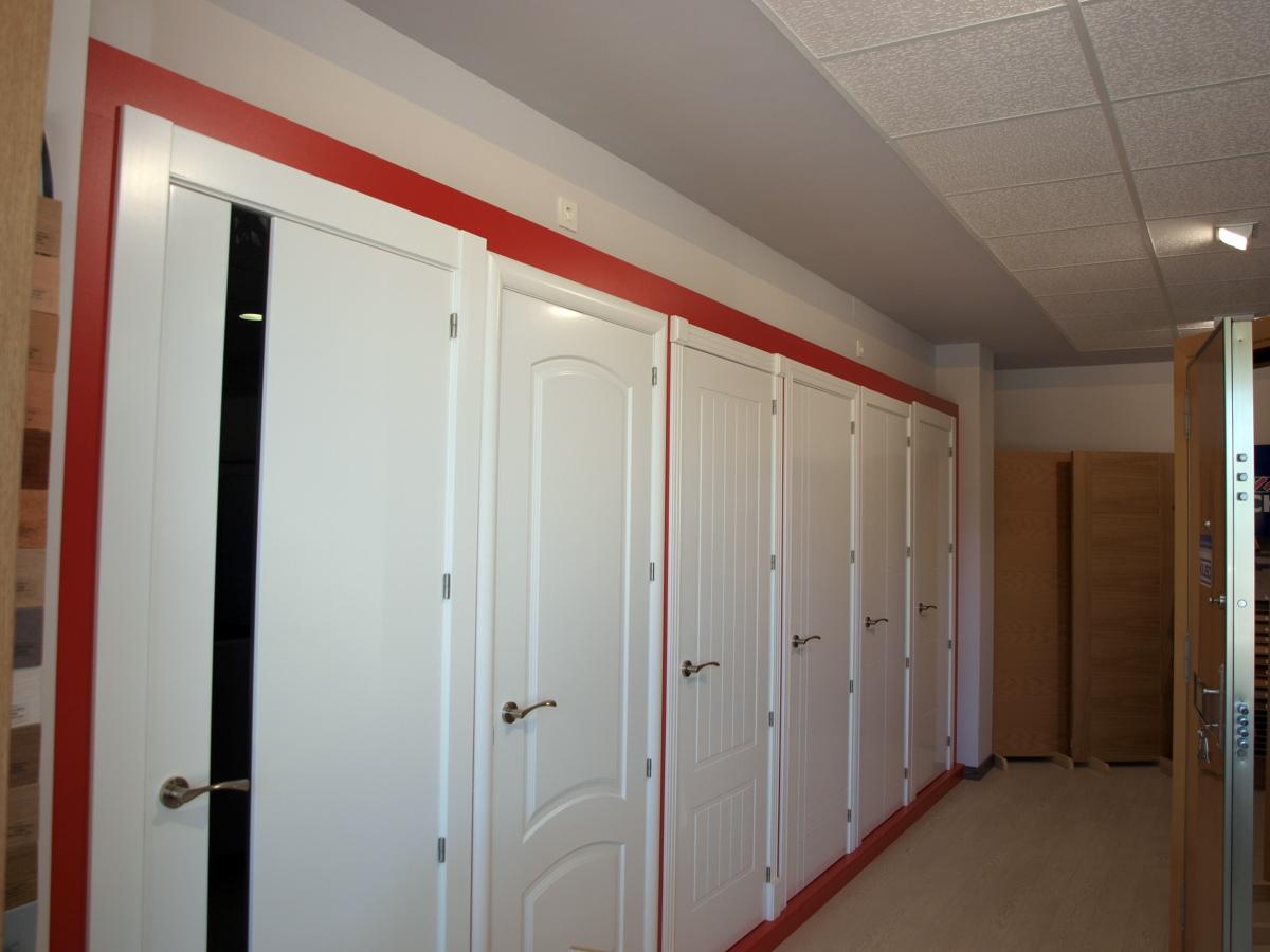 Foto puertas lacadas en blanco artama de puertas artama - Puertas lacadas en blanco ...