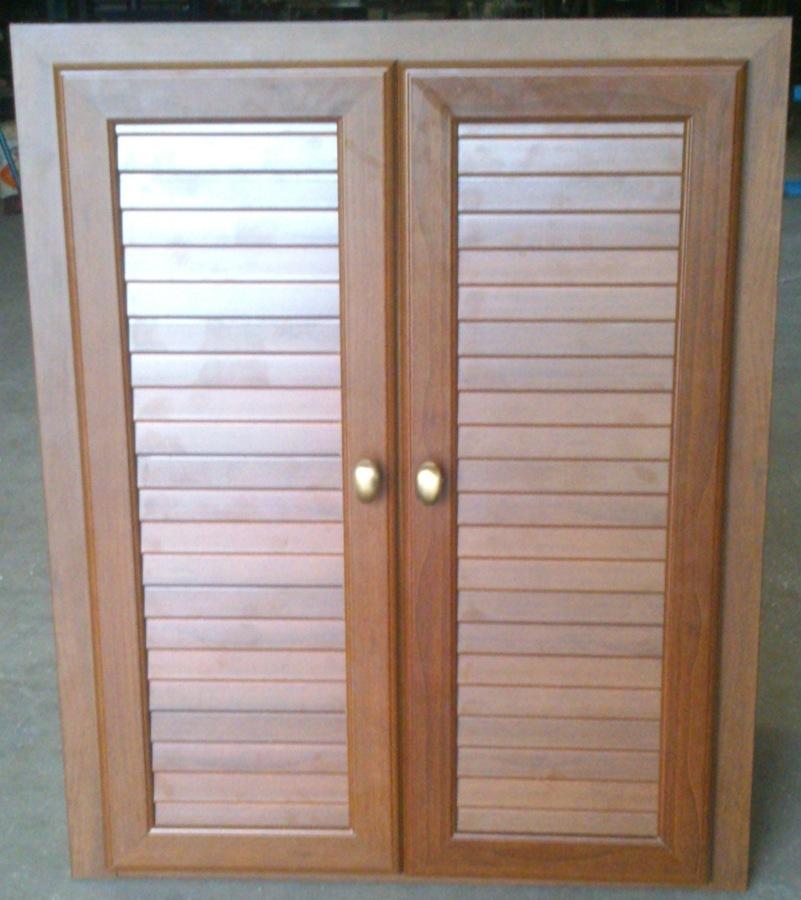 Foto Puertas para Mueble de Lavabo de Carpinteria Metalica Garrido