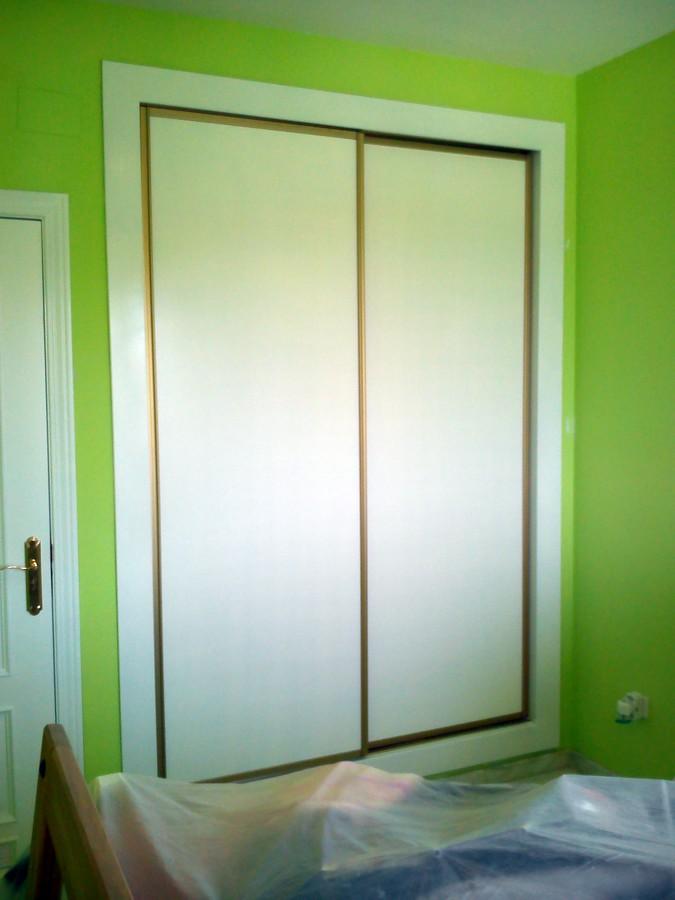 Puertas y armarios lacadas