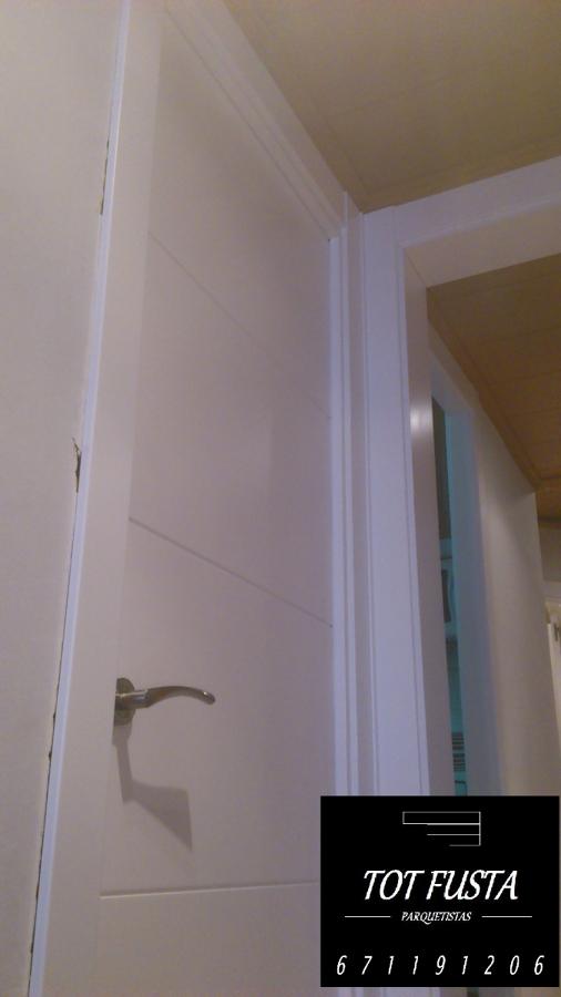 Foto puertas y parquet de totfusta 384541 habitissimo for Puertas y parquet