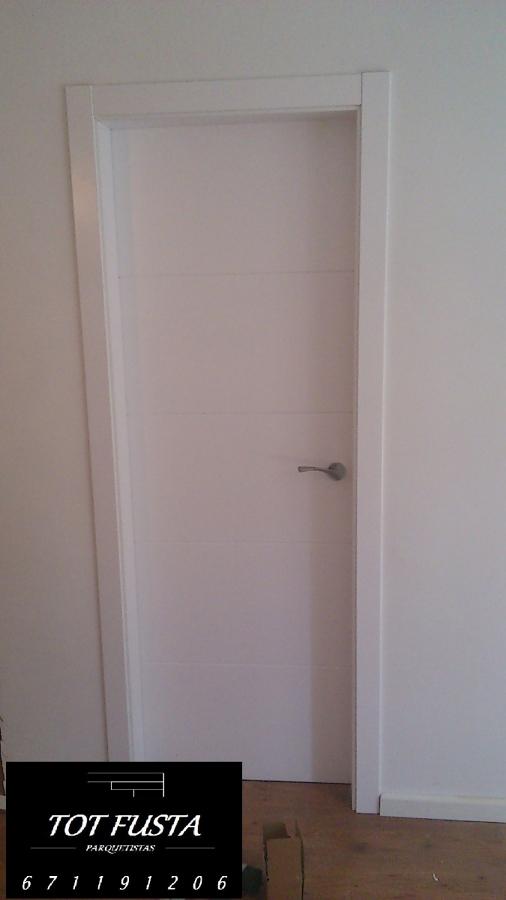 Foto puertas y parquet de totfusta 384546 habitissimo for Puertas y parquet
