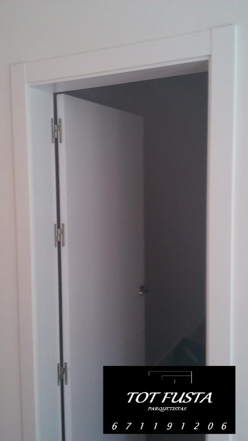 Foto puertas y parquet de totfusta 384547 habitissimo for Puertas y parquet