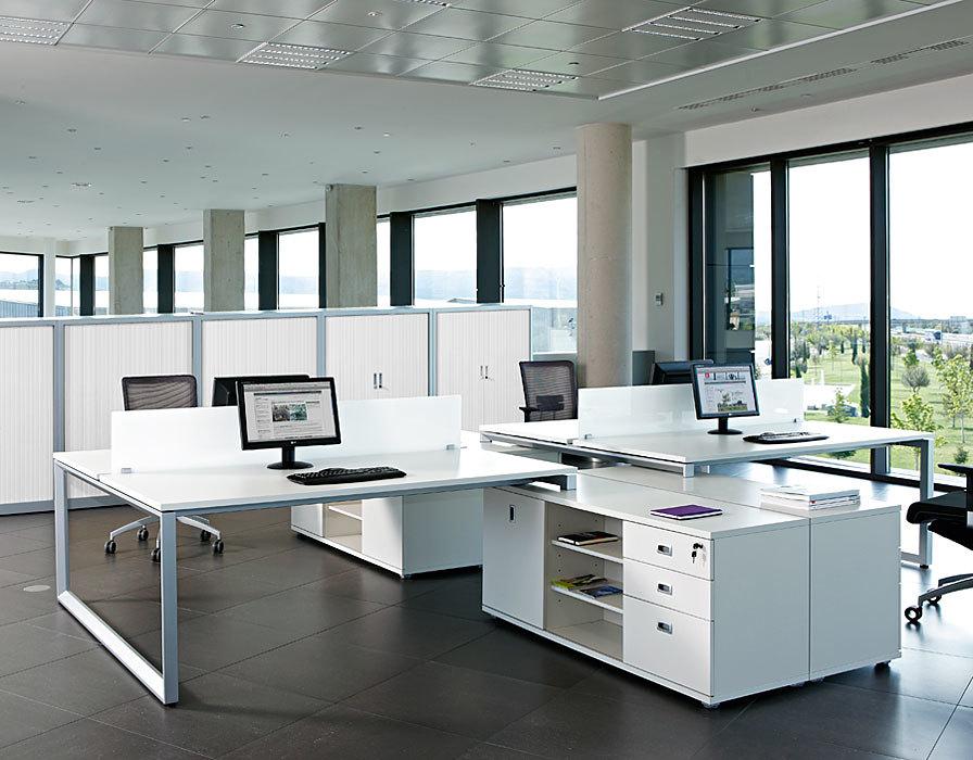 Foto puestos de trabajo operativos de espais integrals for Muebles de oficina ourense