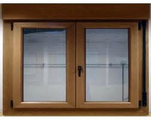 Foto pvc color embero de ventanas iru a 219537 habitissimo for Ventanas pvc color madera