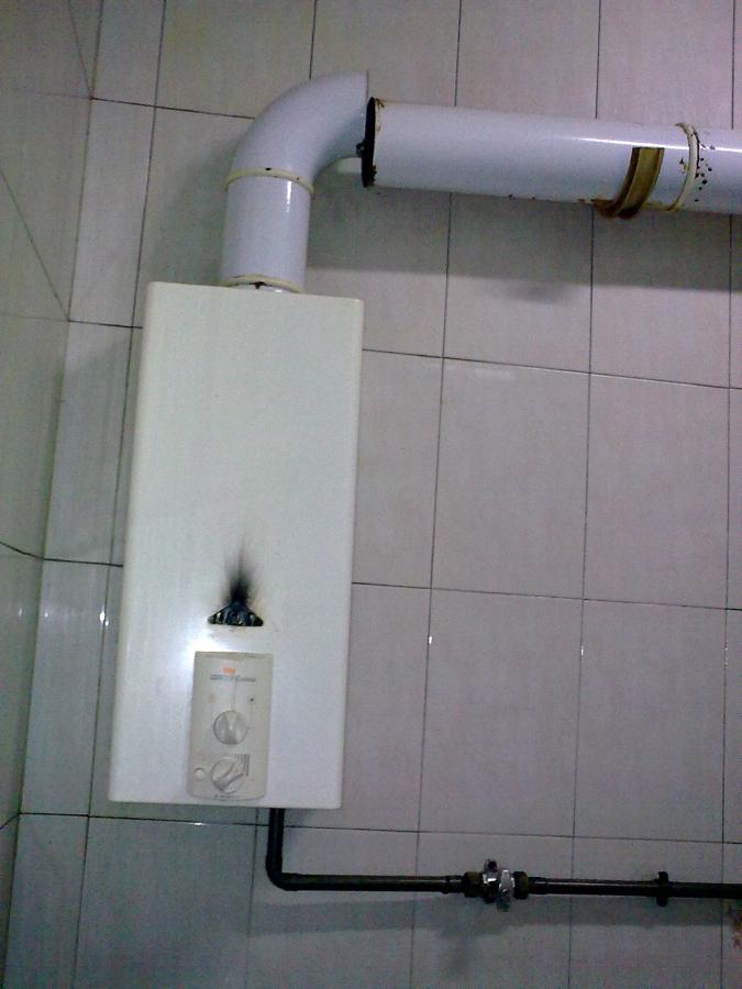 quitar y cambiar un calentador