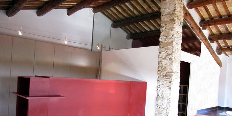 Foto raddi arquitectes rehabilitaci n de antiguo corral - Rehabilitacion de casas antiguas ...