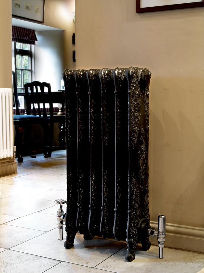 Foto radiador de hierro fundido modelo verona de fireside - Radiadores de hierro fundido ...