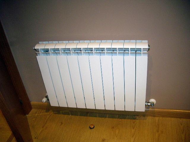 Foto radiadores de aluminio con multicapa individuales - Modelos de radiadores ...
