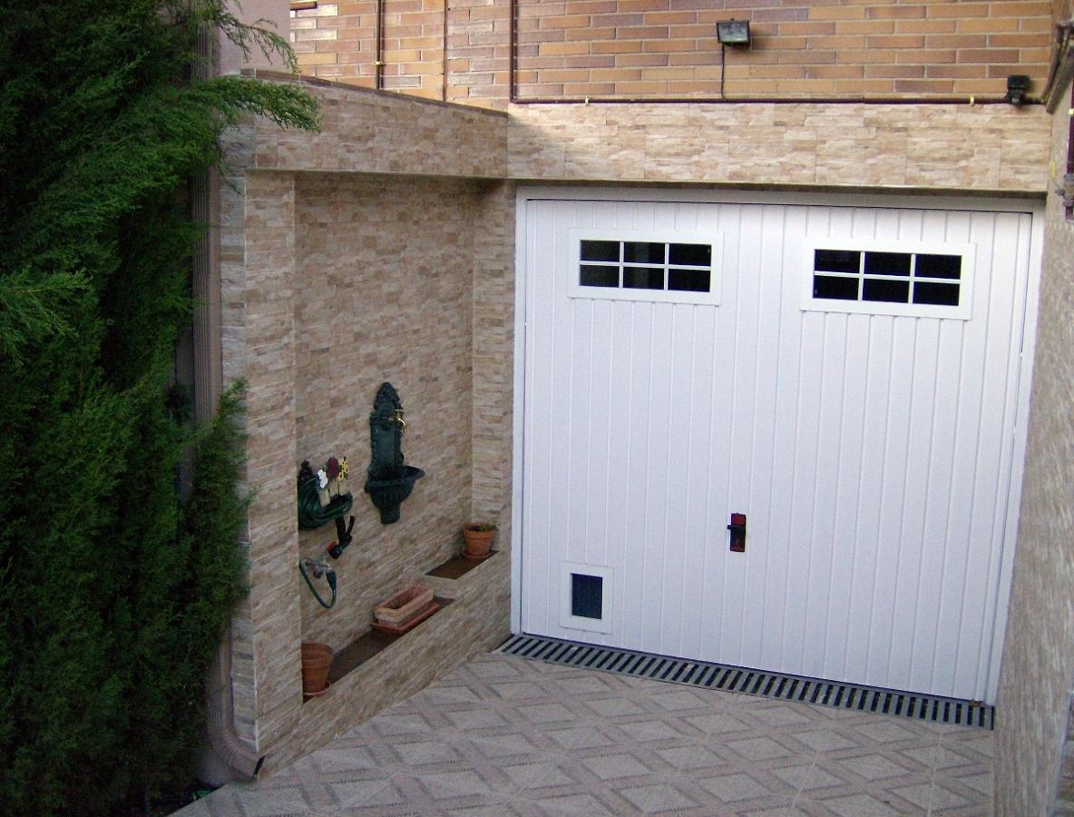 rampa garaje antideslisante