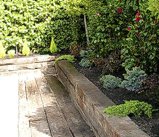 Foto realza los vallados de moderngarden 213118 - Jardineria villanueva valencia ...