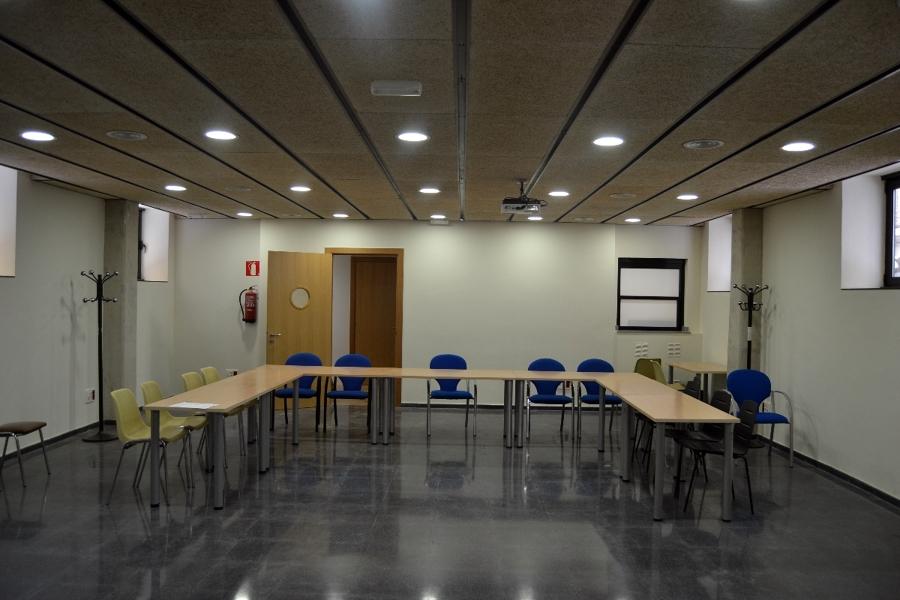 Reconversión de Iglesia en Centro Social Abierto