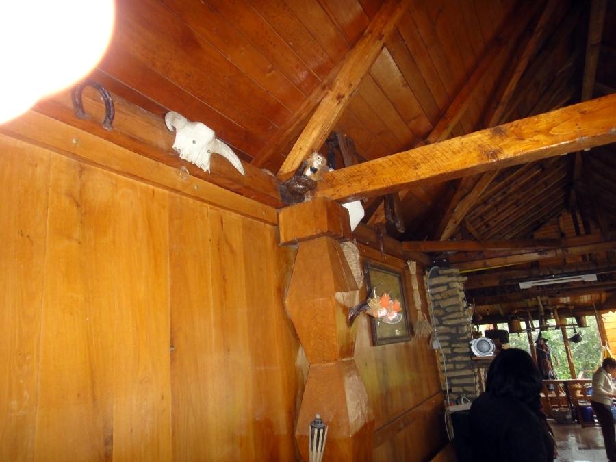 Recuperación de madera rústica y vigas