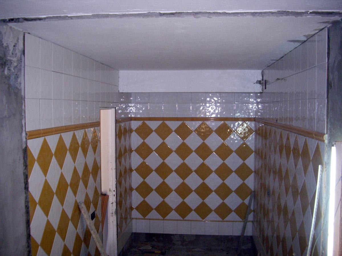 reforma baño/cocina