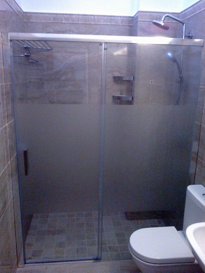 Reforma Baño Ducha Obra:Reforma Baño Plato De Ducha De Resina Extraplano Antideslizante