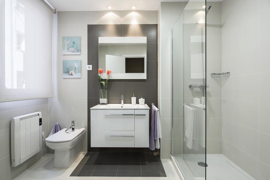 Reforma de baño en piso en Valencia