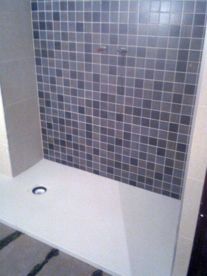 Reforma Baño Banera Por Ducha:Foto: Reforma Baño(cambiar Bañera por Plato de Ducha) de Ioan
