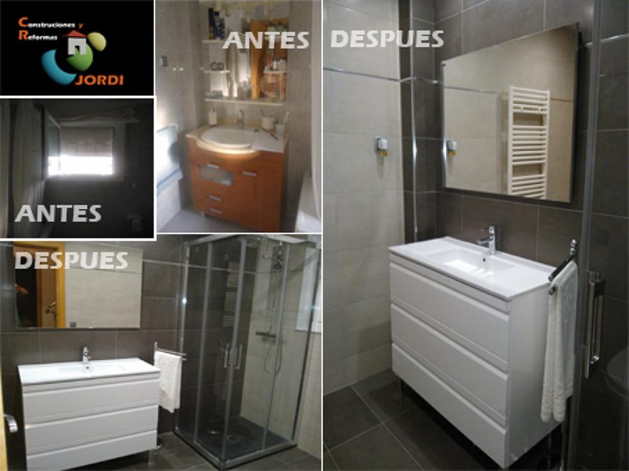 Reforma Baño Ourense:Foto: Reforma Baño de Construcciones Y Reformas Jordi #696897