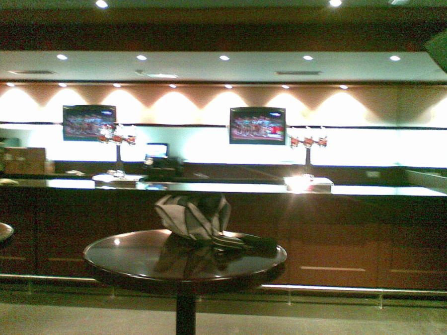 Reforma bar Hard Road Cafe