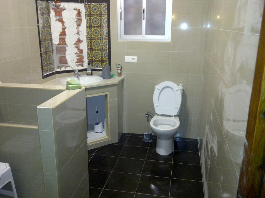 Reforma cambio bañera por plato ducha